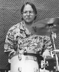 Kevin Mummey, drums and percussion (Emeritus)